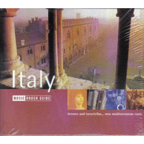Italy/world Music Network-cd Imp Europa-lacrado