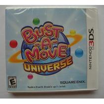 Bust A Move Game Para Nintendo 3ds Original Pronta Entrega!