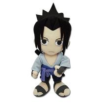 Naruto Pelúcia Sasuke Shippunden (uchiha) 22cms Ge Animation