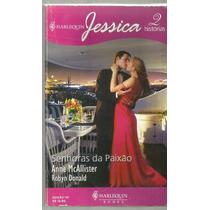 Livro Harlequin Jessica 2 Historias