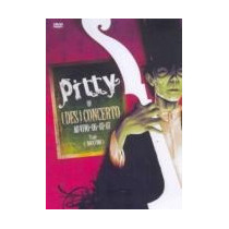 Dvd Original Pitty - { Des } Concerto - Ao Vivo 06.07.07