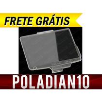 Protetor Lcd Nikon D90 Original (bm-10) - Frete Grátis!!
