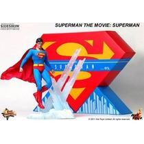 Hot Toys Superman Movie Christopher Reeve Dc Comics