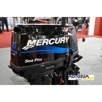 Motor De Popa Mercury 25 Sea Pro 0 Km - Motozum Náutica
