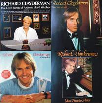 Richard Clayderman Lp Vinil Raridade Discos