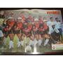 Poster 56x36 Vitória Campeão Baiano 1995 Placar Frete Gratis
