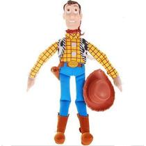Boneco Woody Toy Story Xerife Figura De Ação 40 Cm Altura