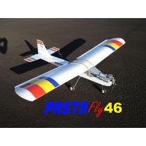 Aeromodelo Pastinha Pastafly 46 Em Poliondas Asa Bi-partida