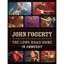 John Fogerty The Long Road Home In Concert [eua] Dvd Novo