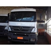 Caminhão Mercedes Benz 3344 - Axor - Ano - 2012