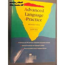 Livro Advance Language Pratice Michel Vince L3