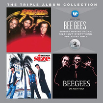 Caixinha Com 3 Cds Bee Gees The Triple Album Collection