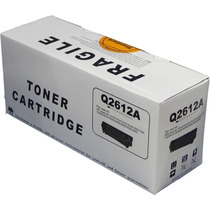 Cartucho Toner Hp Novo Compativel 12a 2612 1010 1015 1020 22