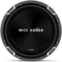 Falante Slim 12 400w Rms Mtx Tt6512 Áudio 6512 Subwoofer