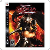 Ninja Gaiden Sigma - Ps3 - Novo Lacrado - Original Ps3