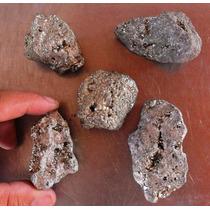 Pirita - Ouro De Tolo 500 Gramas +- 5 Pedras Apenas 50,00