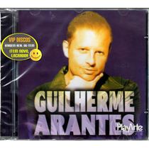 Cd Guilherme Arantes 1999 - Novo Lacrado - Raro