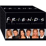 Box Friends-caixa:coleção 10 Temp Completas (40dvds)original