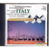 The Beautiful World Of The Classical Music - Italy - Importa