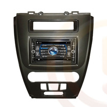 Central Multimidia Ford Fusion 2010 Dvd, Gps, Tv, Camera Re