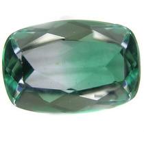 Retangular Antique Ametista Praziolita Verde Bicolor Fretgrá