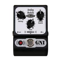 Analog Modula Delay Pedal De Delay P/ Guitarra - Nig