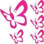Adesivos Decorativos Paredes E Ambientes - 58 Borboletas