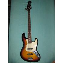 Baixo Eagle Jazz Bass Sjb-003 Head Fender Squier Olp Hartke