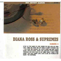 Diana Ross E Supremes - Where Did Our Love Go Frete Grátis
