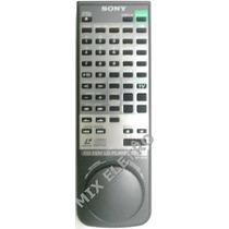 Controle Remoto Para Laser Disc Sony Rmt-m10a Original