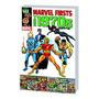 Marvel Nos Anos 70 *** Só Números 1 ** Livrão De 400 Páginas