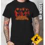 Camiseta De Banda - Black Sabbath - Edição Limitada