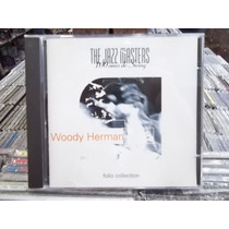 Woody Herman Jazz Masters Folio Collection Cd Importado Impe