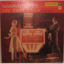 Sammy Kaye - My Fair Lady - 1956 Lp Importado Argentina