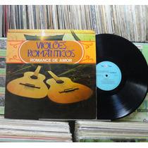 Alex Vicente Violões Românticos - Lp Top Tape 1976 Stereo