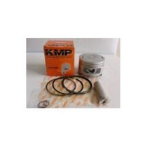 Kit Pistao E Aneis Cbx 200 Strada ( Todas As Medidas )kmp
