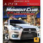 Jogo Midnight Club Los Angeles Complete Edition Para Ps3