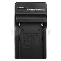 Carregador Sony Bc-vm10 Compatível Np-fm50 Fm55h Fm500h Qm91