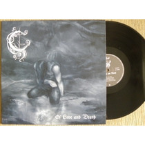 Crom Of Love And Death Lp Bathory Burzum Metallica Manowar