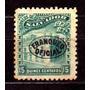 El Salvador 1896 * Agência Correios * Franq Oficial 15c .vde