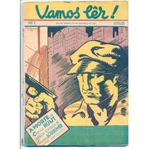 Revista Vamos Lêr Nº 28! 11 Fev 1937! Capa Renato Silva!