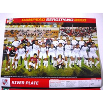 Minipost River Plate Se E Murici Al Camp 2010 Placar Fret Gr