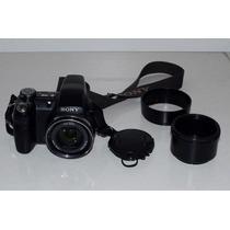Máquina Fotográfica Sony Dsc-h5, 7.2 Megapixel Zoom 12x Opti