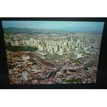 Cartão Postal Belo Horizonte Mg. Vista Aérea .