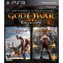 God Of War 1-2 Collection Alta Definição Mídia Física Ps3