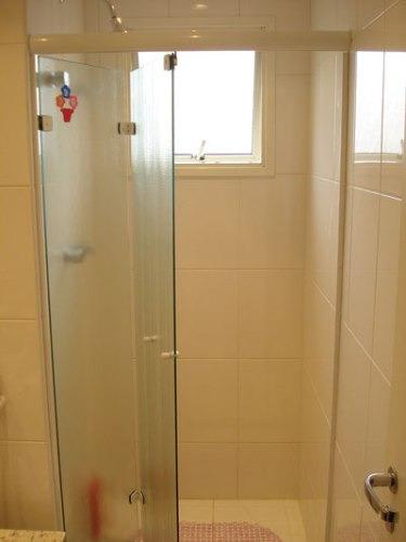 Porta Camarão Em Vidro Temperado 8 Mm E Perfis Em Aluminio (Outros) a BRL 390 -> Box Para Banheiro Rio Pequeno Sp