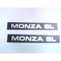 Aplique Friso Lateral Monza Sl Até 87 Mmf Auto Parts