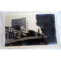 Cartão Postal Campo Grande Rua 14 De Junho Mt