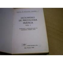 Dicionário De Psicologia Prática 3 Volumes - L. P. Lima