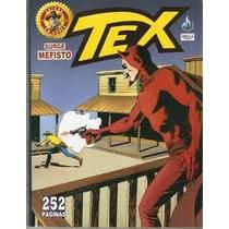 Hq Gibi Tex Em Cores 2 - Surge Mefisto Produto Novo Fj
